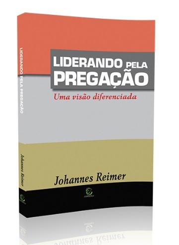 Livro Liderando Pela Pregação