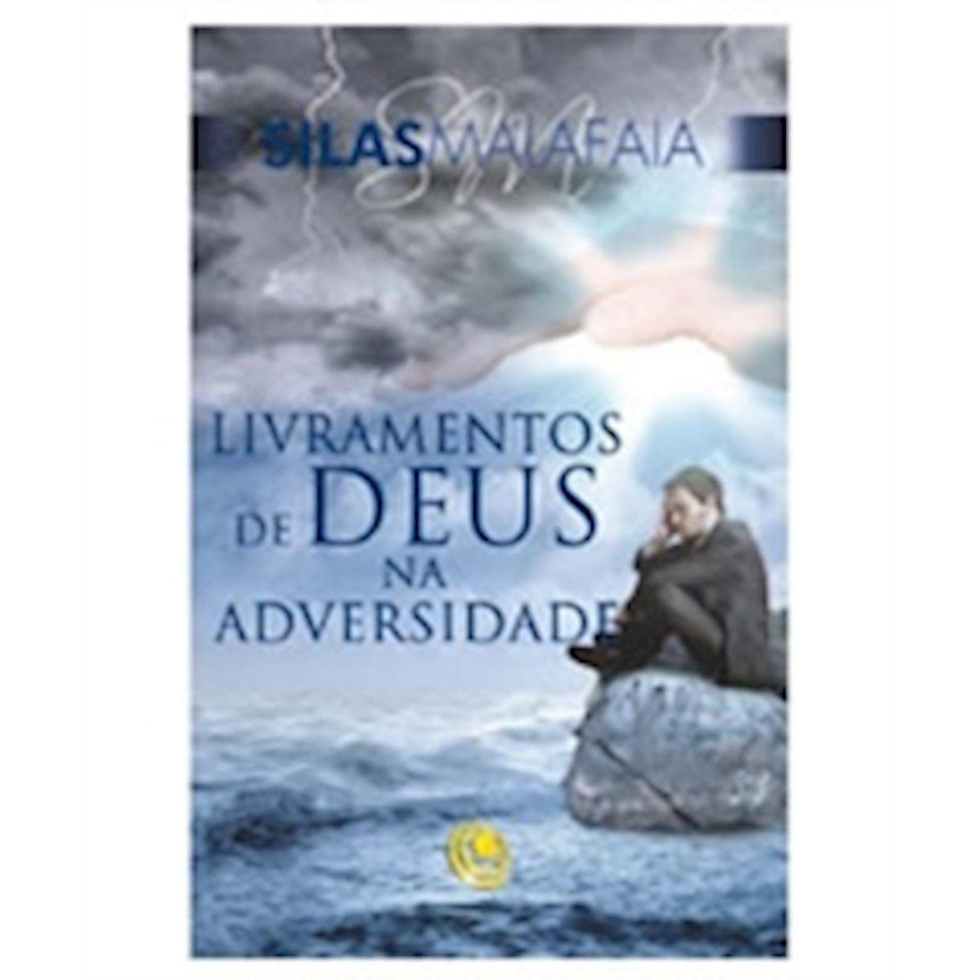 Livro Livramentos de Deus na Adversidade