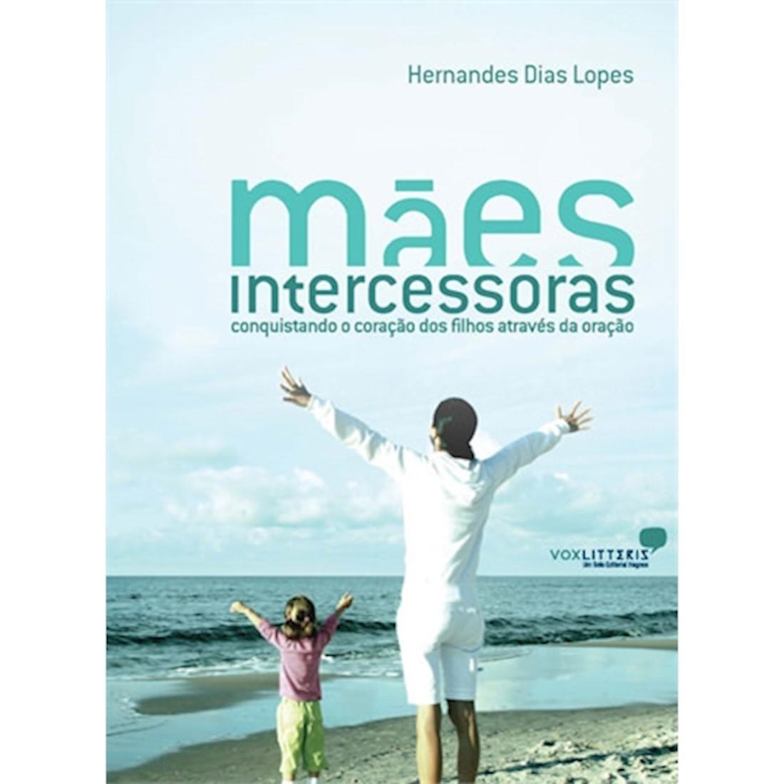 Livro Mães Intercessoras