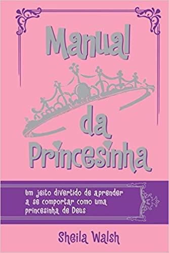 Livro Manual da Princesinha