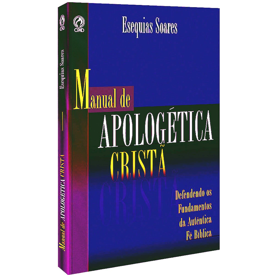 Livro Manual de Apologética Cristã