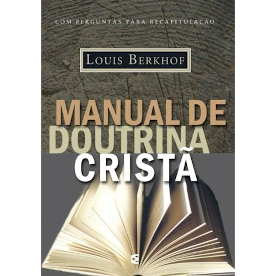 Livro Manual de Doutrina Cristã