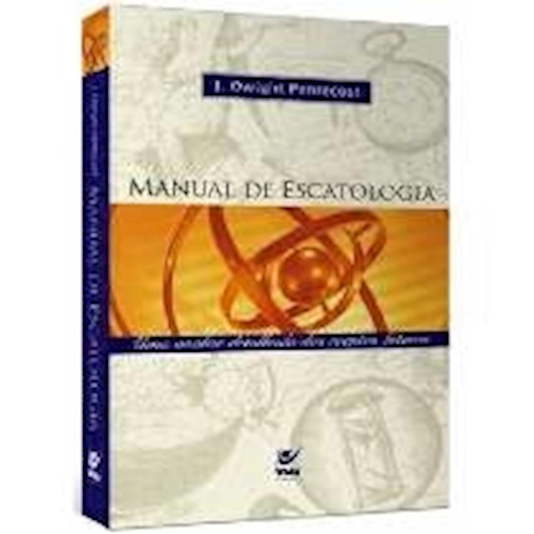 Livro Manual de Escatologia - Capa Flexível