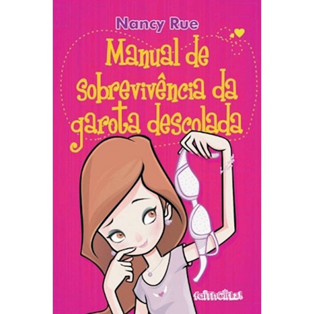 Livro Manual de Sobrevivência da Garota Descolada - Produto Reembalado