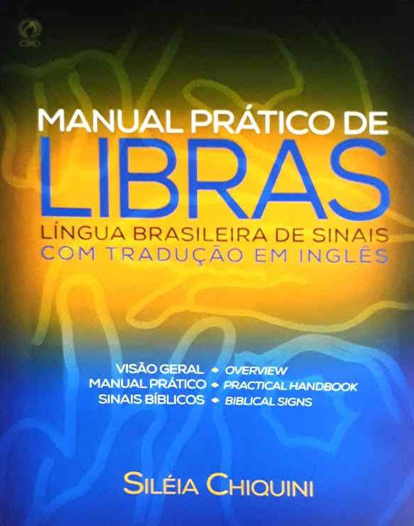Livro Manual Prático de Libras