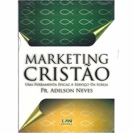 Livro Marketing Cristão