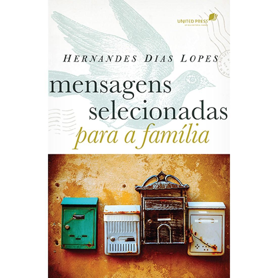 Livro Mensagens Selecionadas para a Família