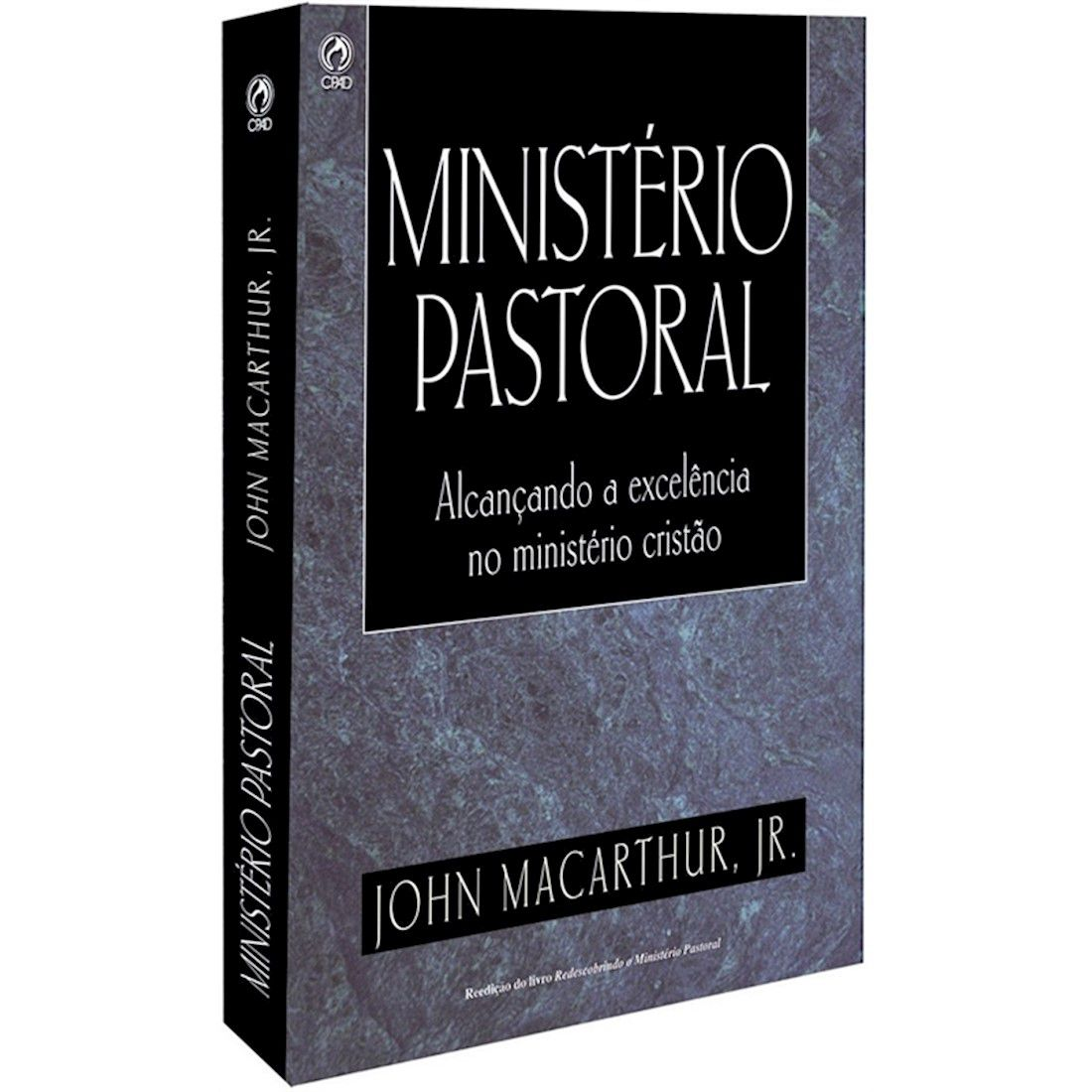 Livro Ministério Pastoral