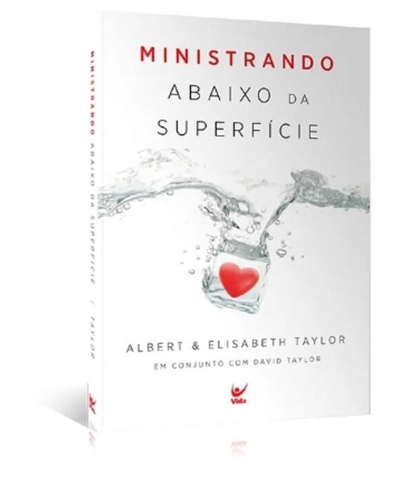 Livro Ministrando Abaixo da Superfície
