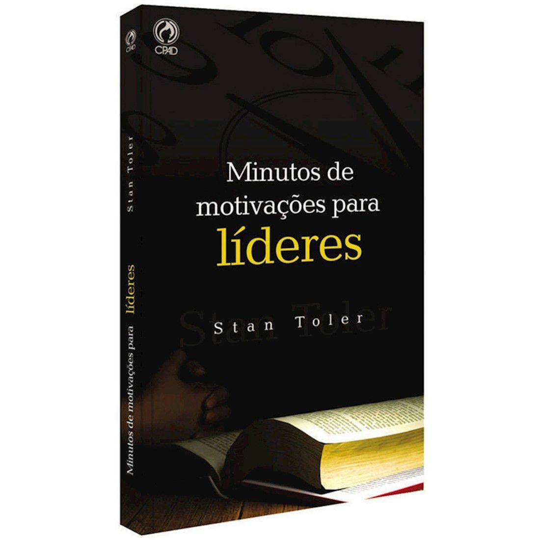 Livro Minutos de Motivações para Líderes