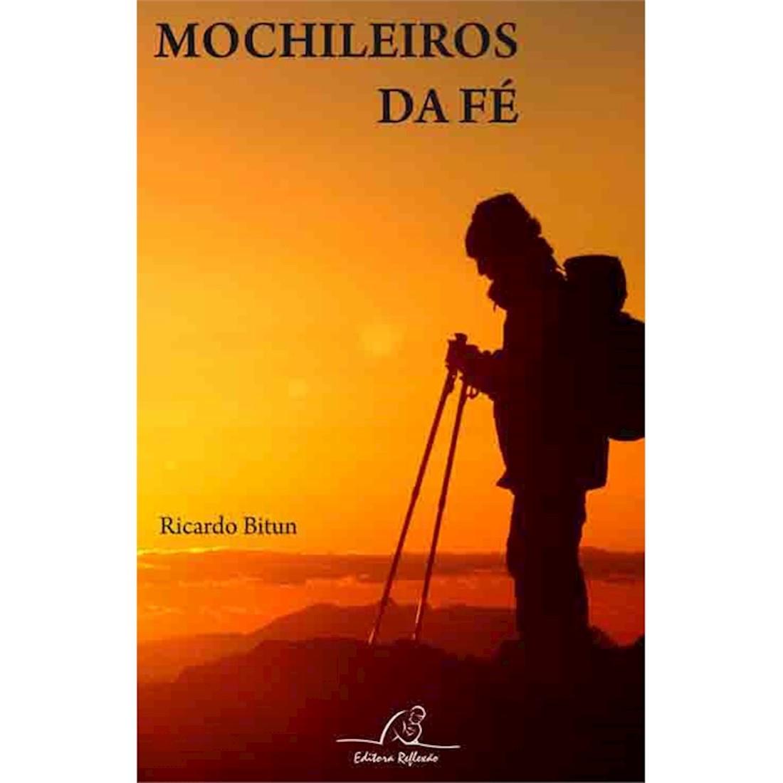 Livro Mochileiros da Fé