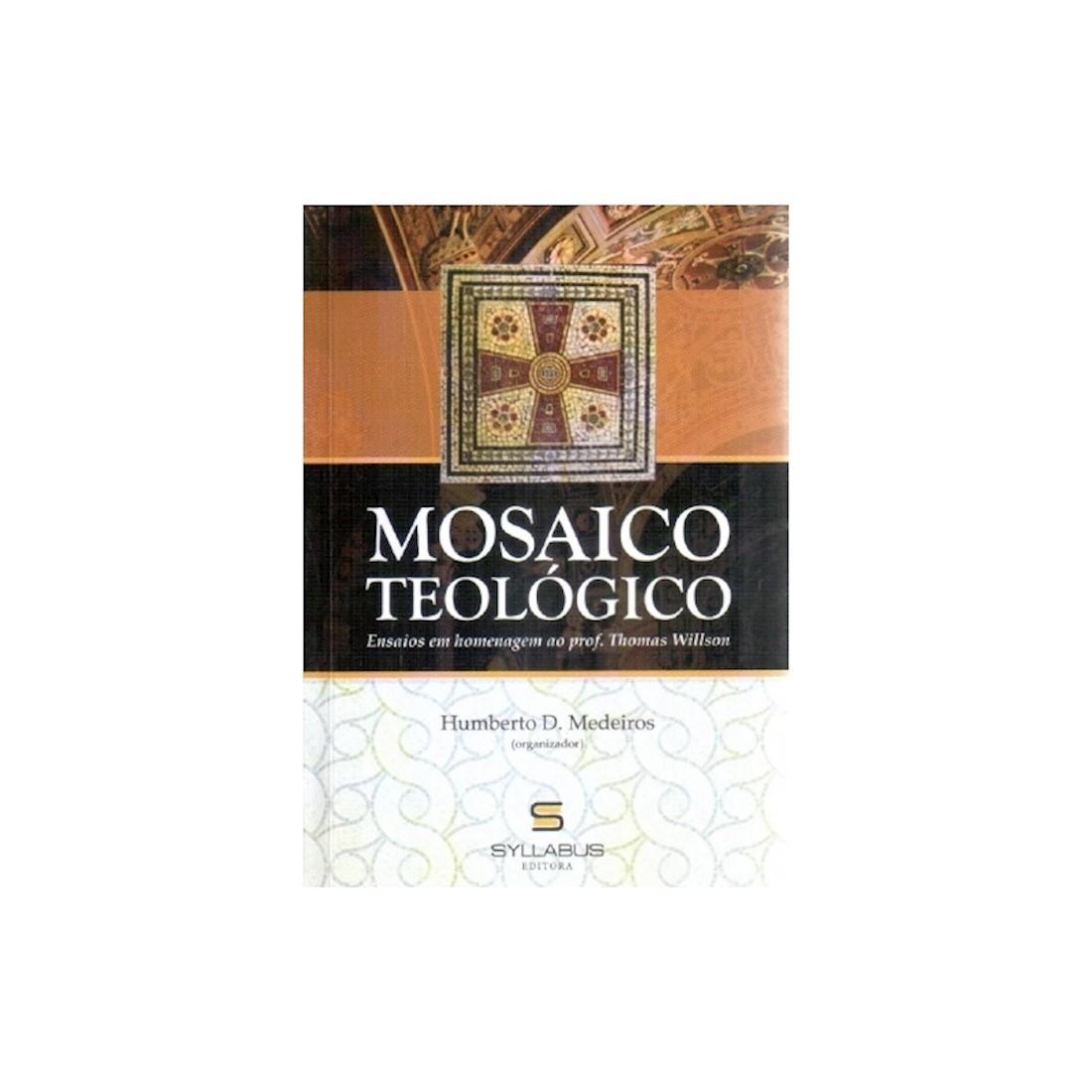 Livro Mosaico Teológico