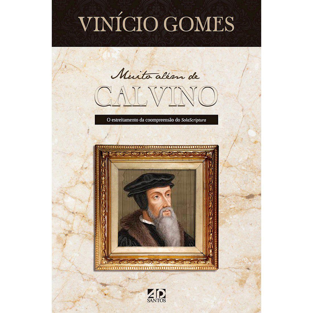 Livro Muito Além De Calvino