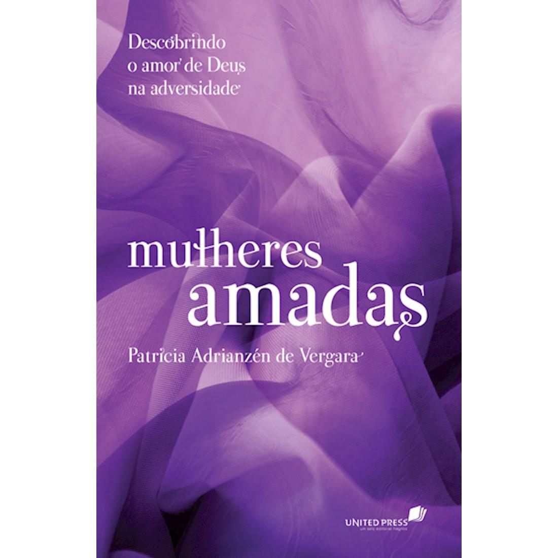 Livro Mulheres Amadas
