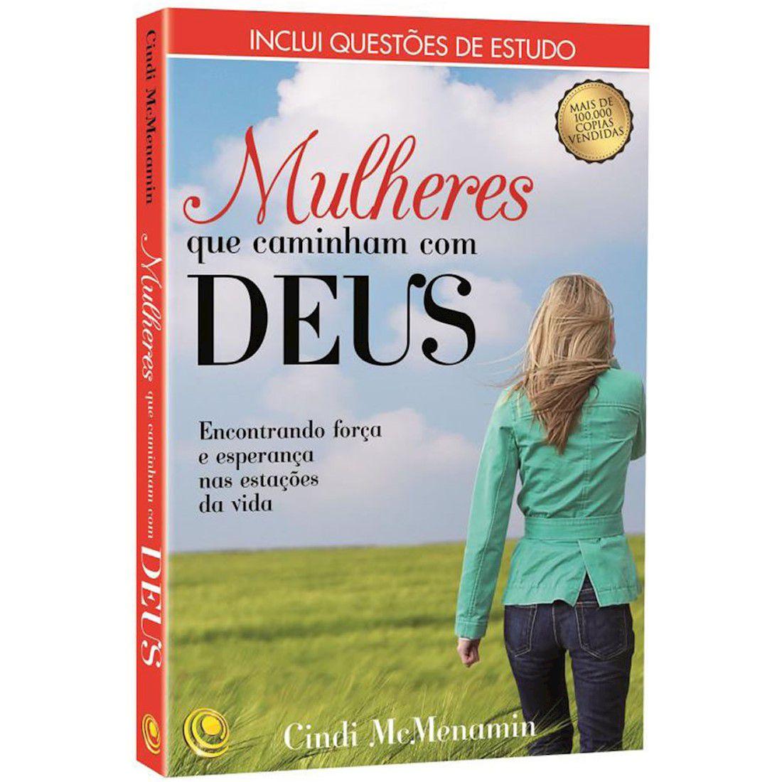 Livro Mulheres que Caminham com Deus