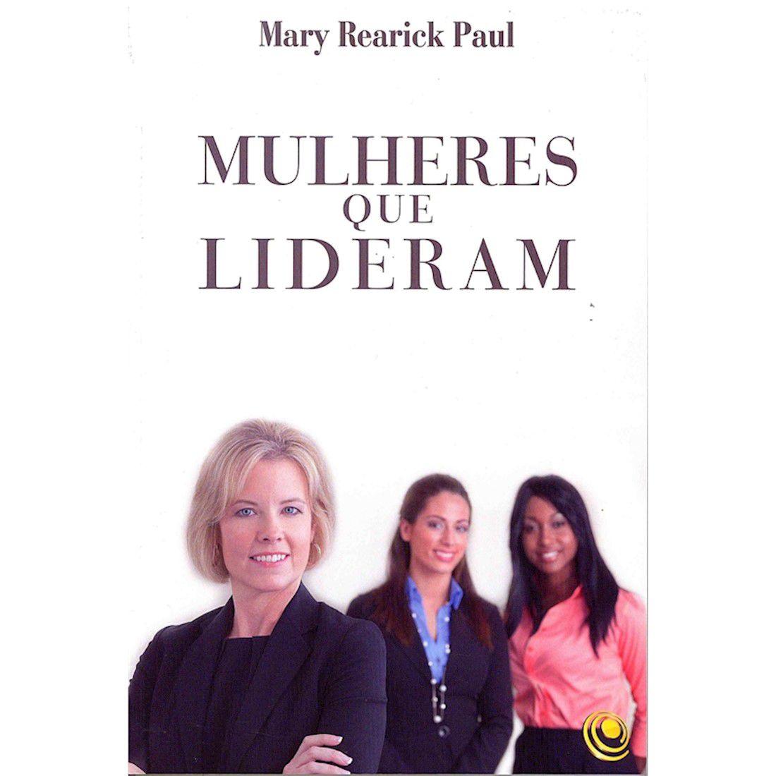 Livro Mulheres Que Lideram