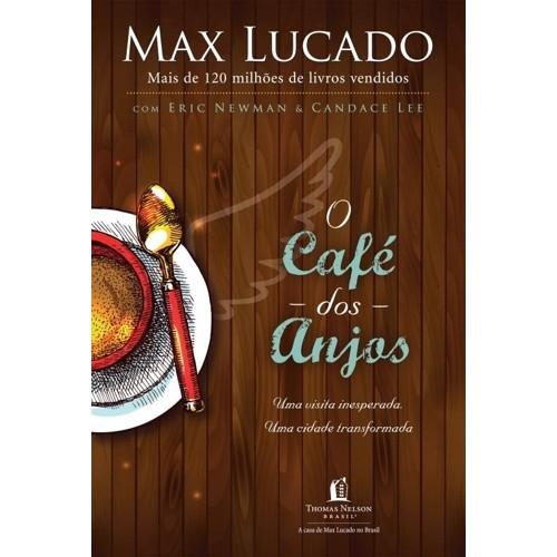 Livro O Café dos Anjos