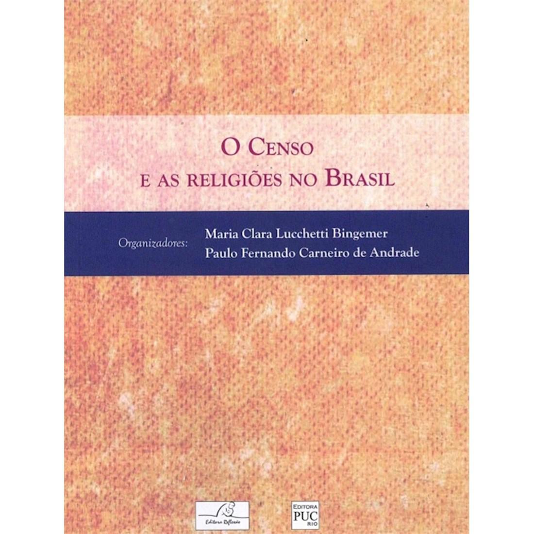 Livro O Censo e as Religiões no Brasil