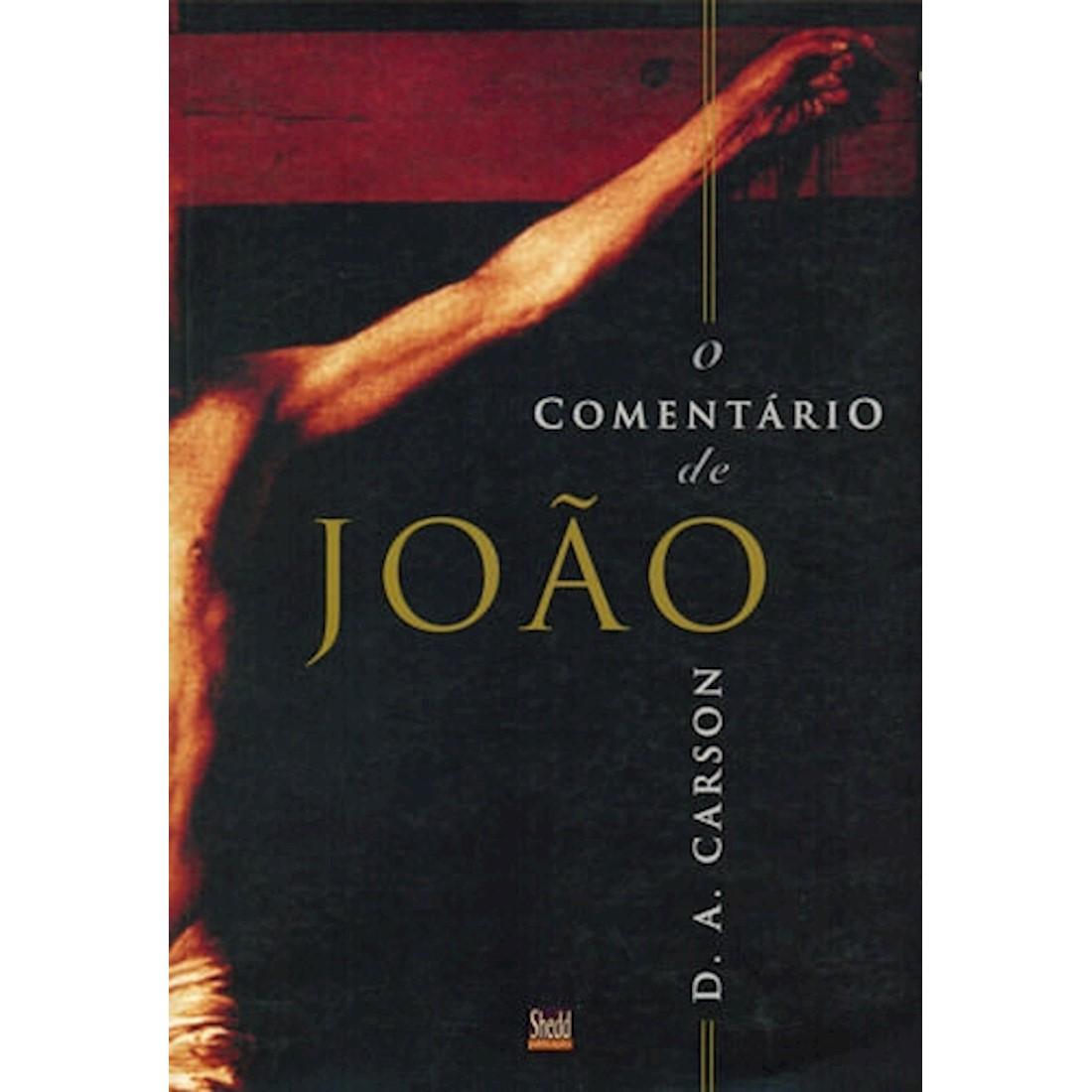 Livro O Comentário de João