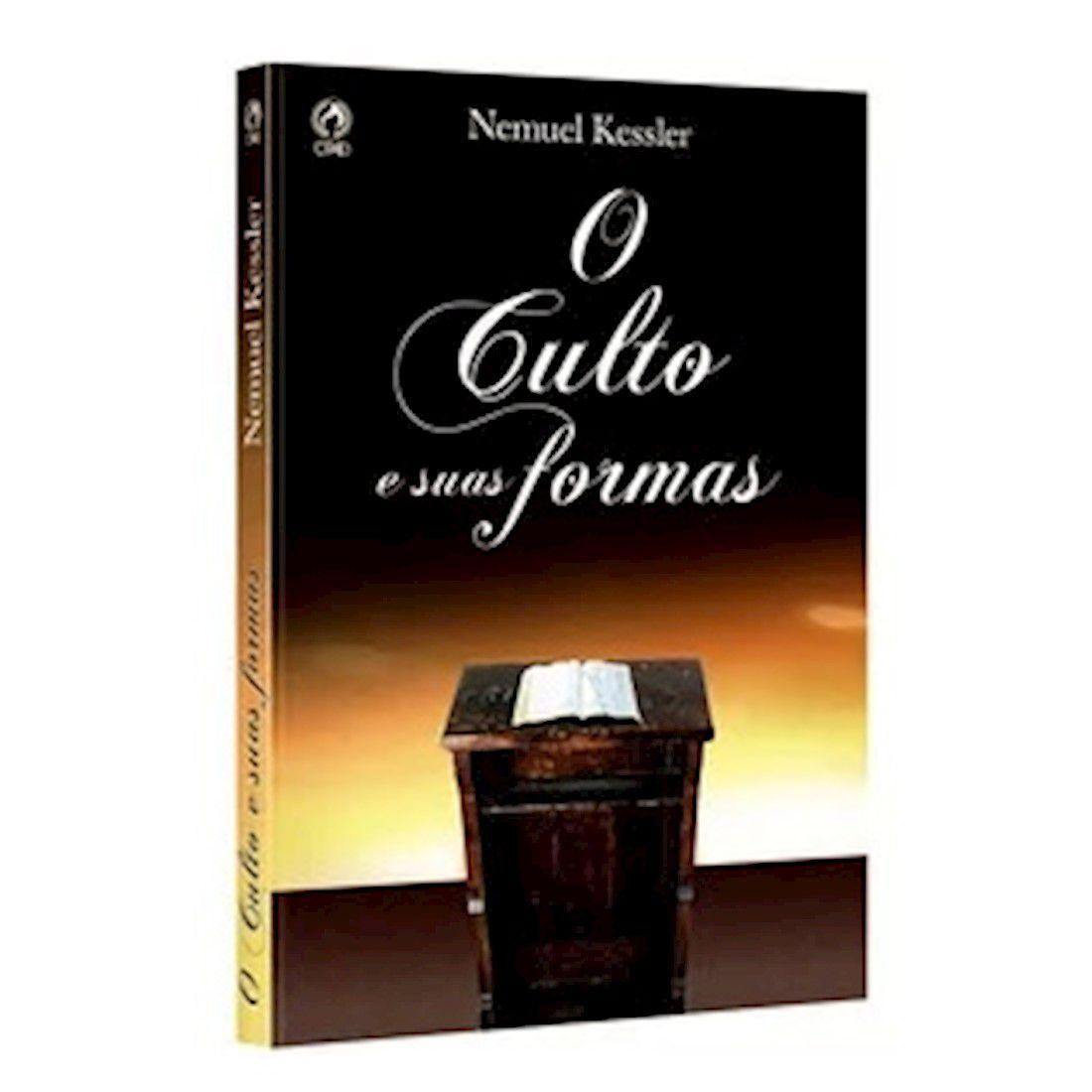 Livro O Culto e Suas Formas