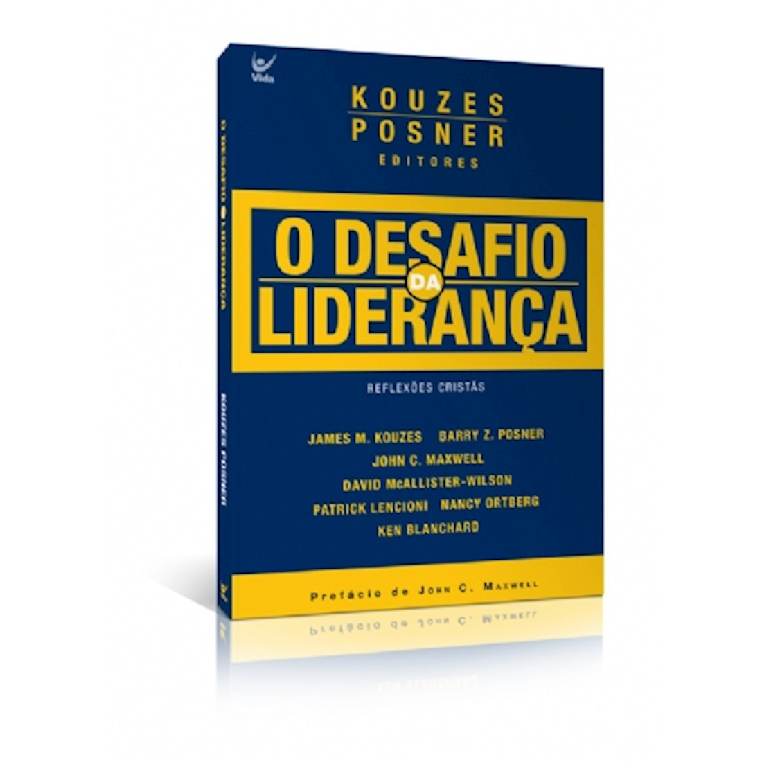 Livro O Desafio da Liderança