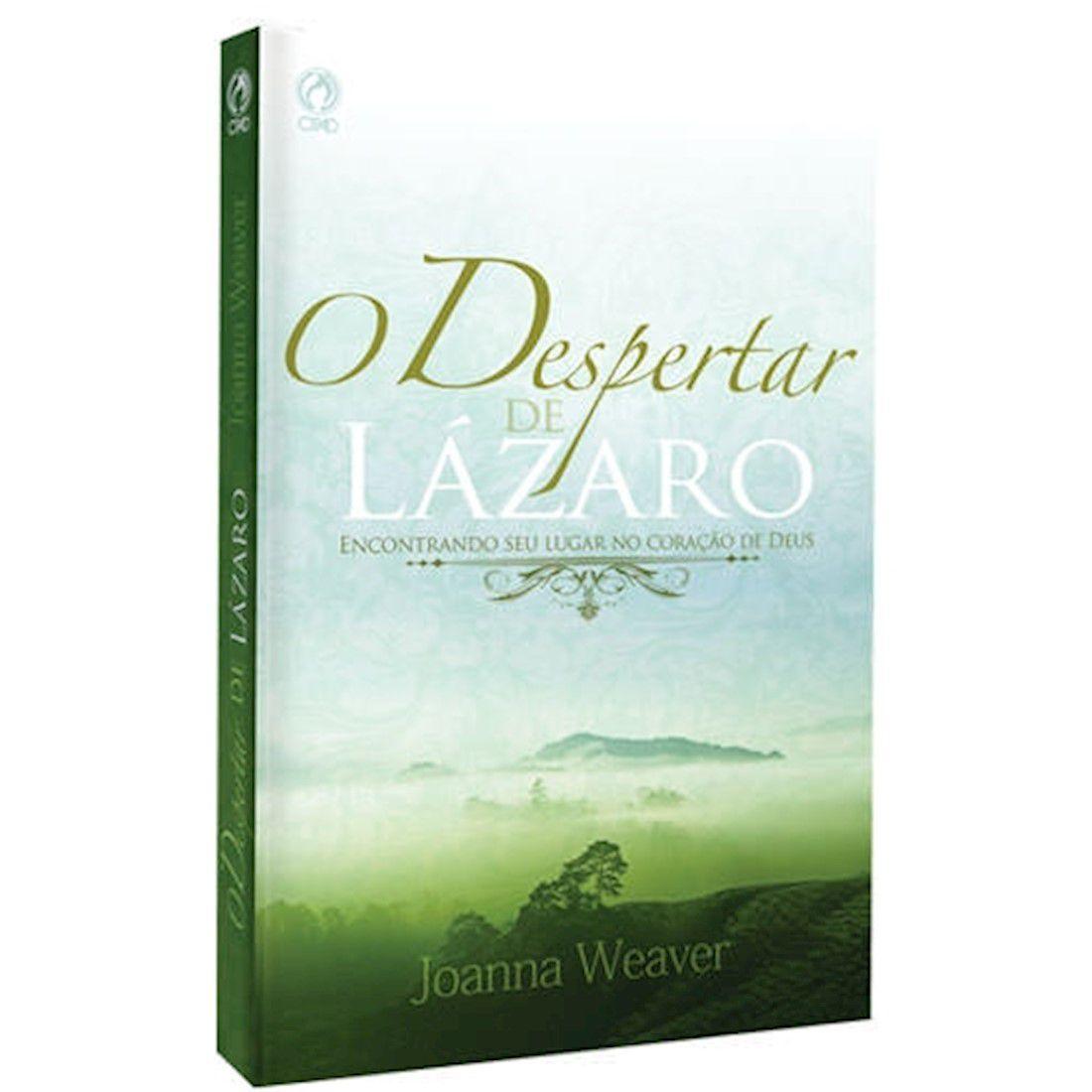 Livro O Despertar de Lázaro