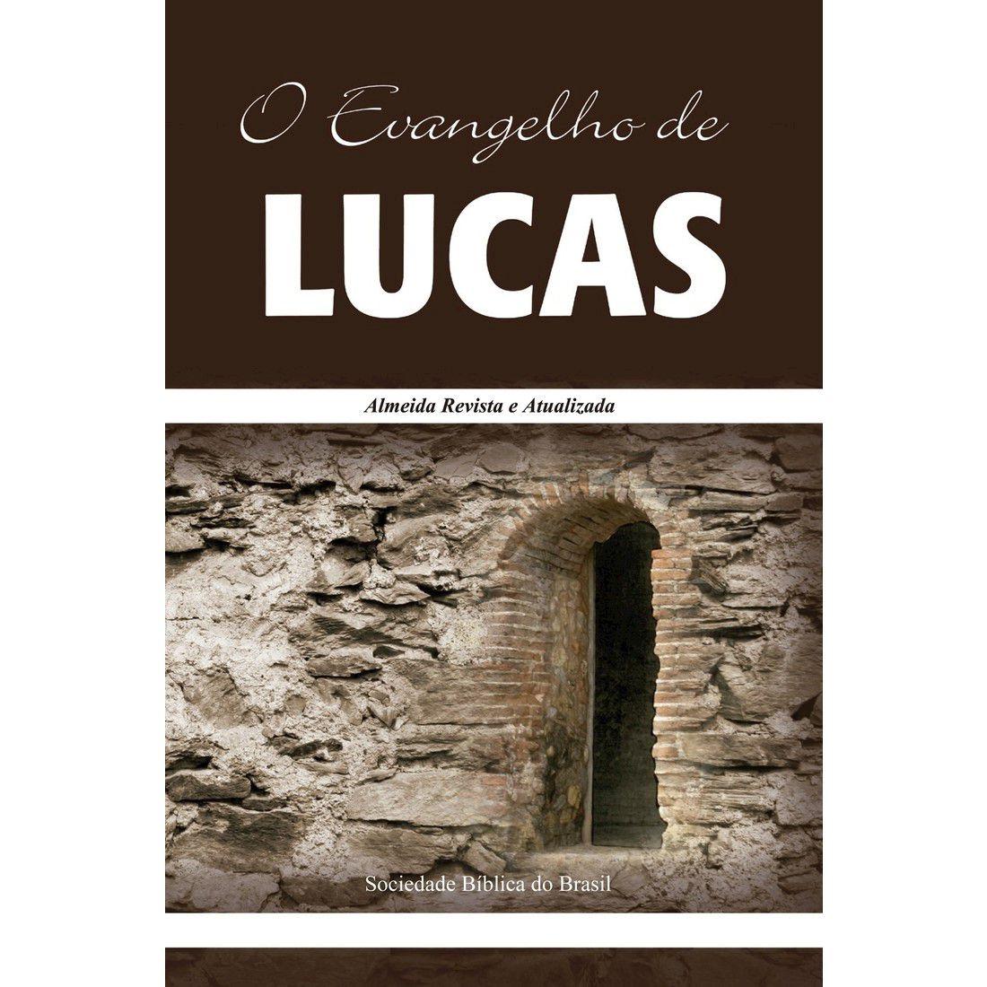 Livro O Evangelho de Lucas