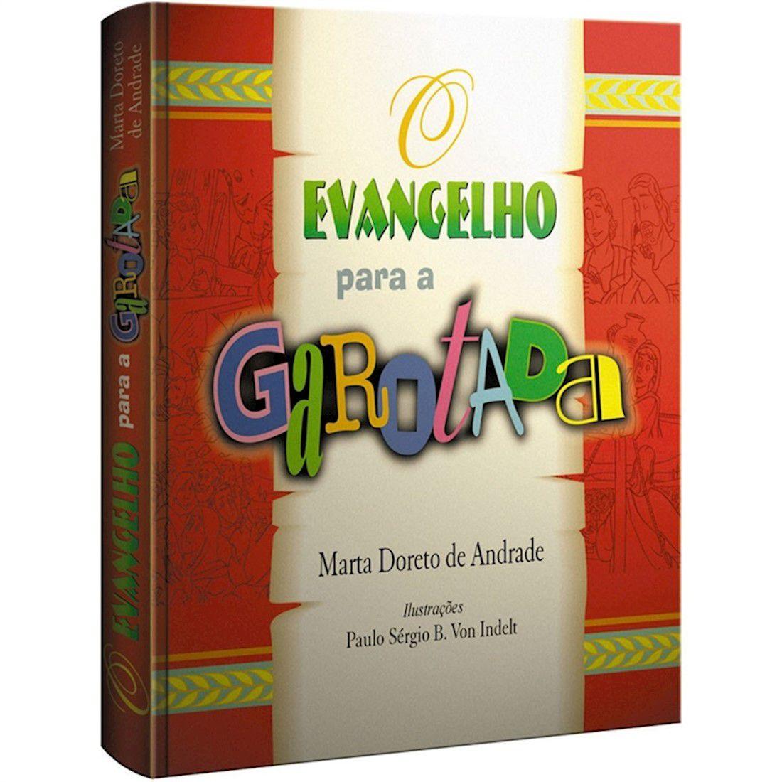 Livro O Evangelho para a Garotada