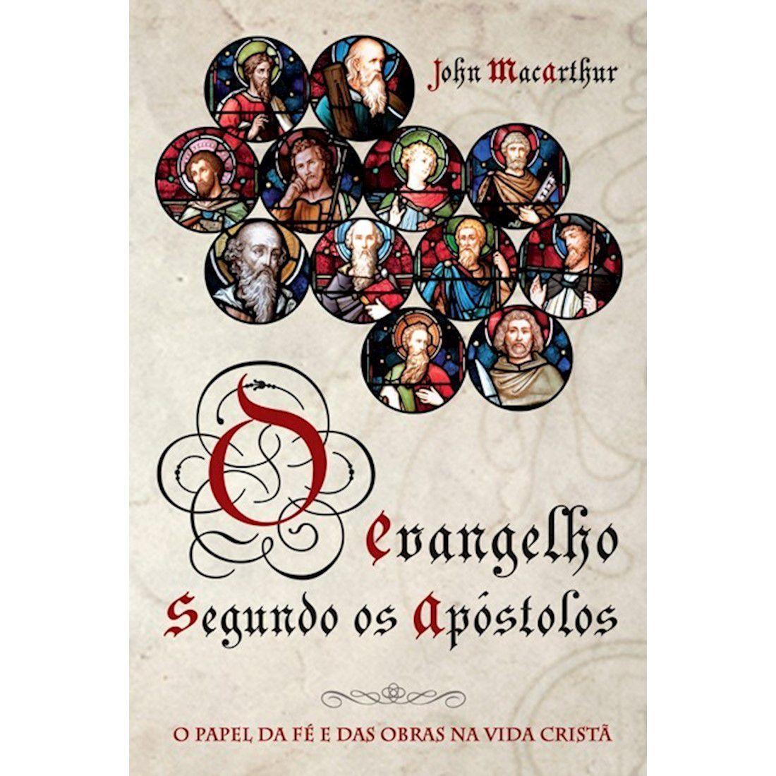 Livro O Evangelho Segundo os Apóstolos