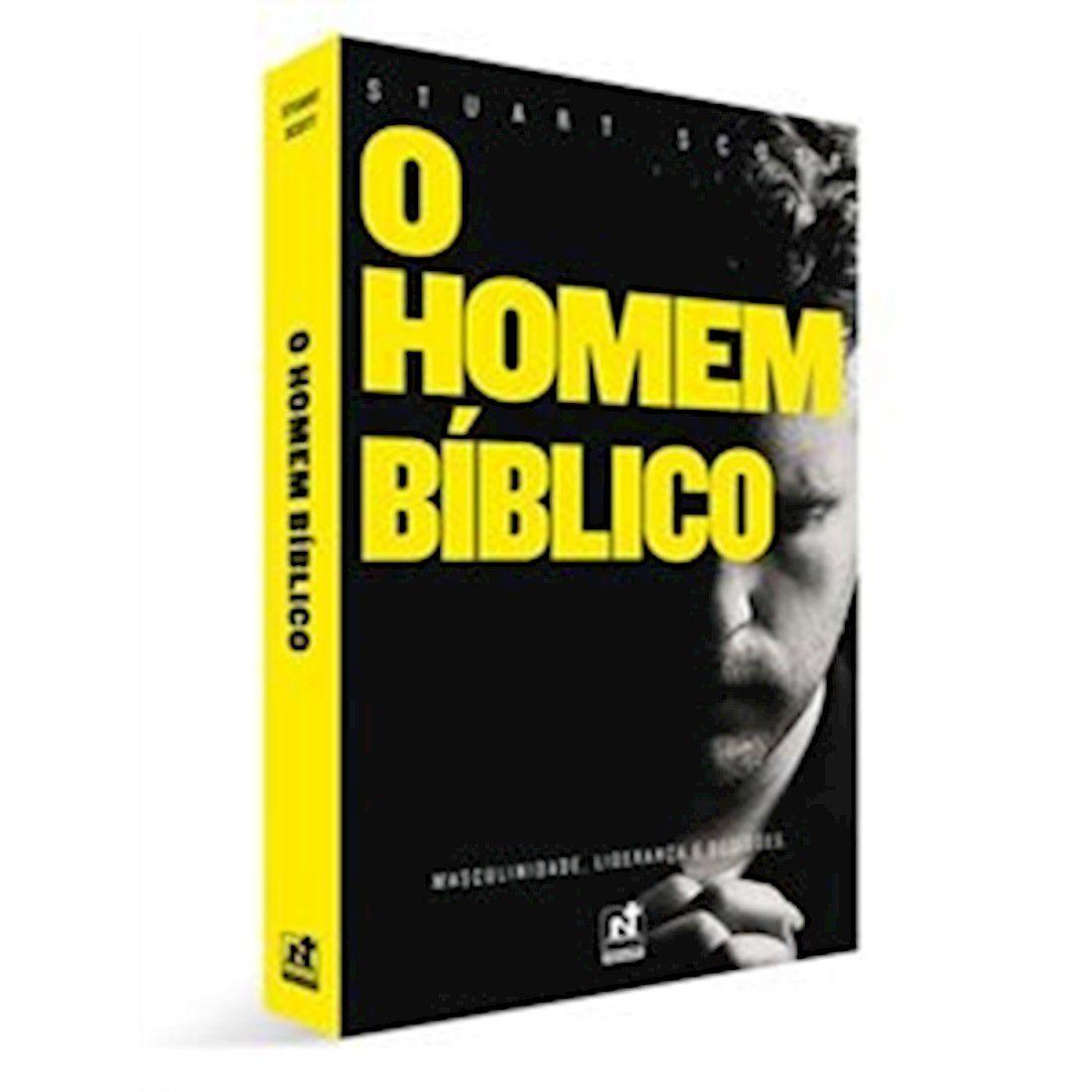Livro O Homem Bíblico