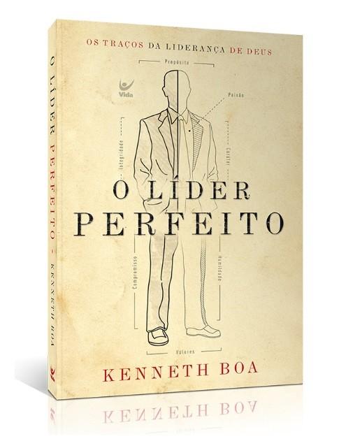 Livro O Líder Perfeito- Produto Reembalado