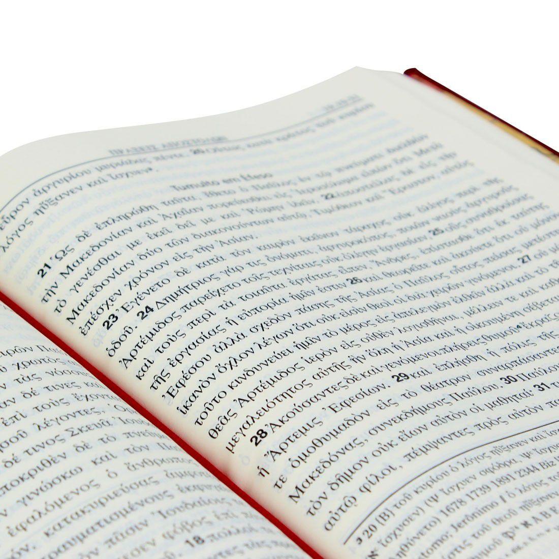 Livro O Novo Testamento Grego- 5ª Edição