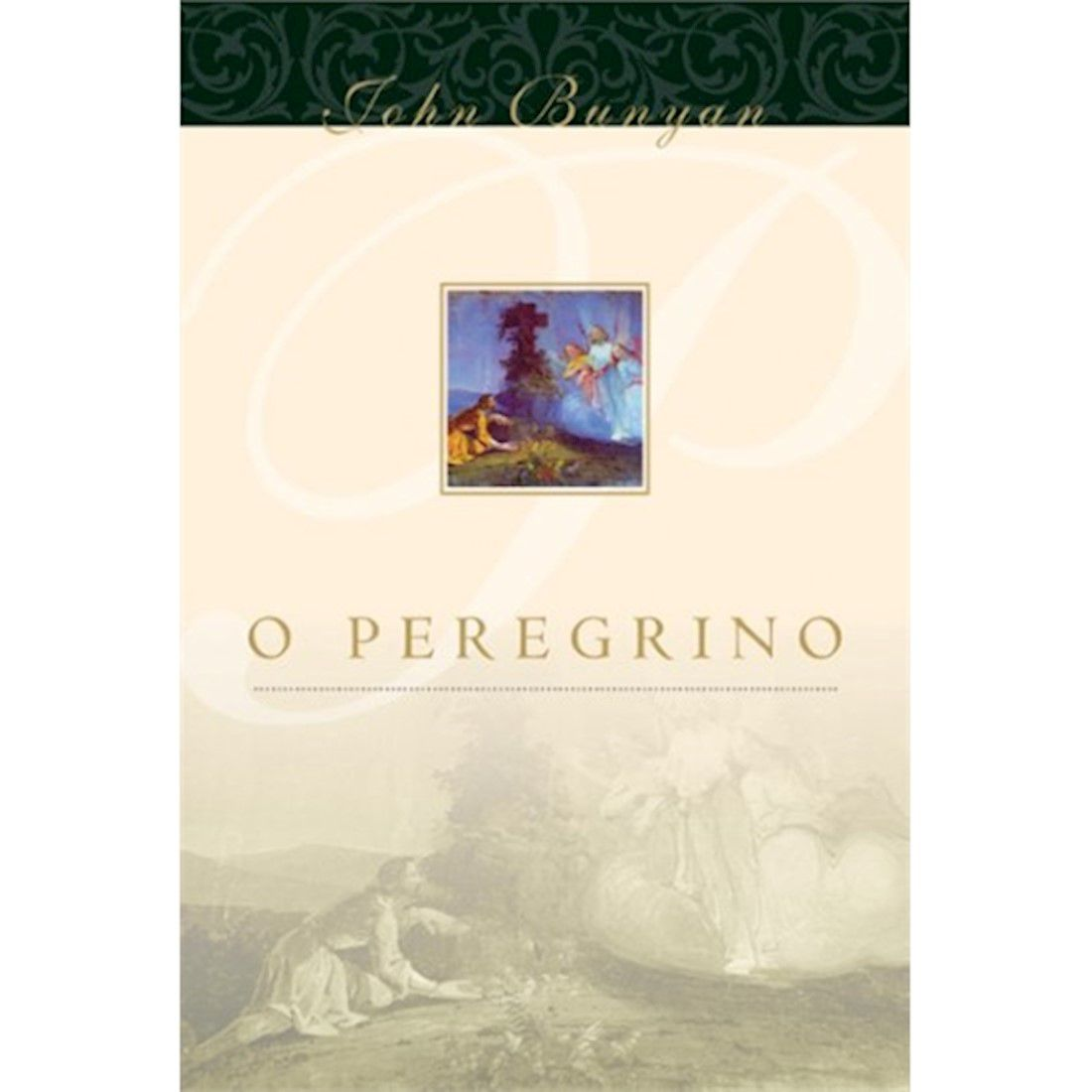 Livro O Peregrino - Brochura