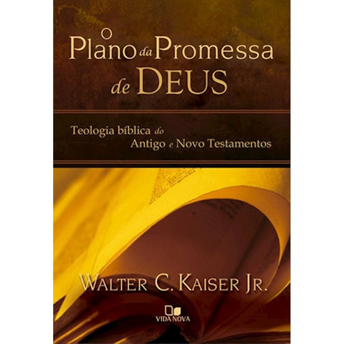 Livro O Plano da Promessa de Deus