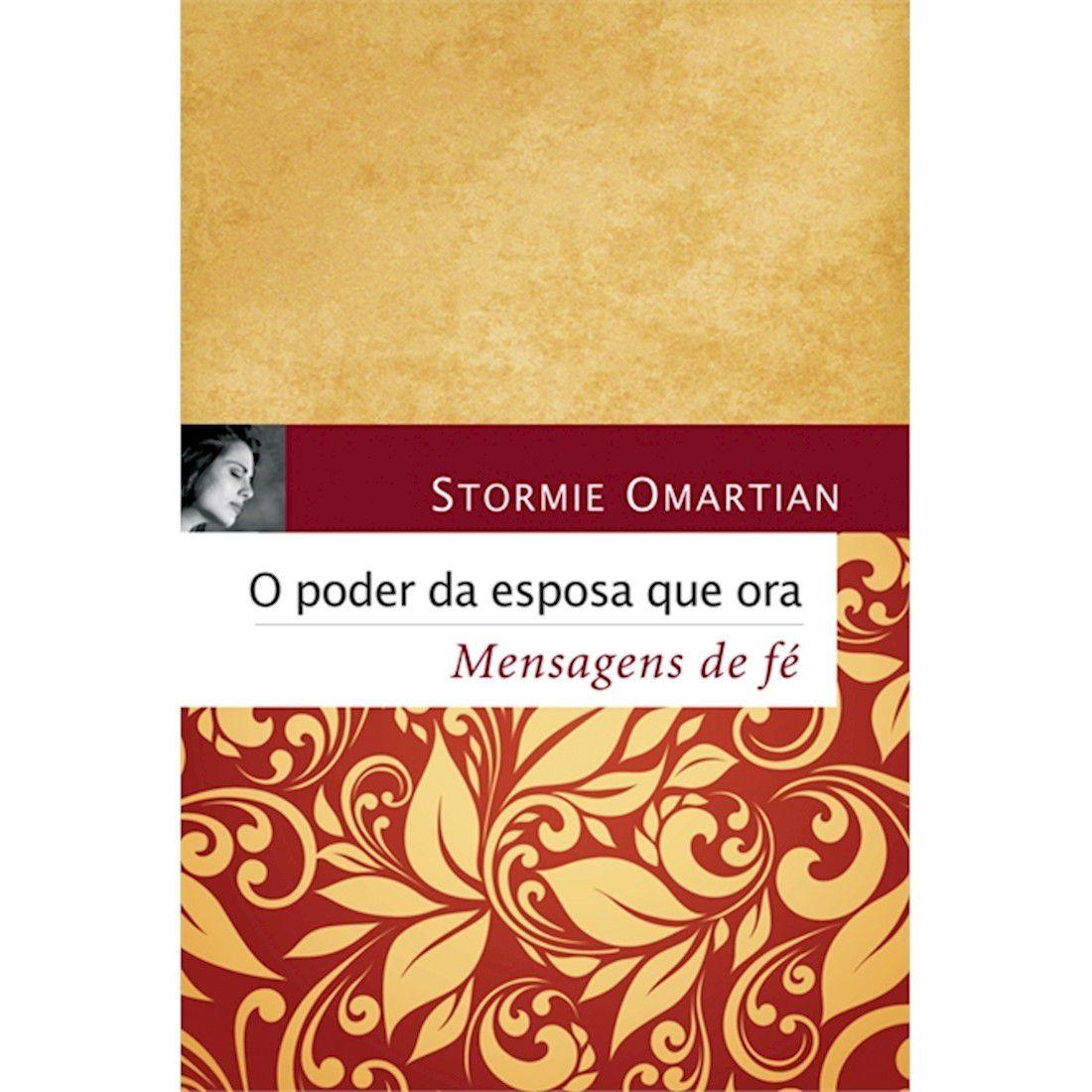 Livro O Poder da Esposa Que Ora - Mensagens de Fé - Produto Reembalado