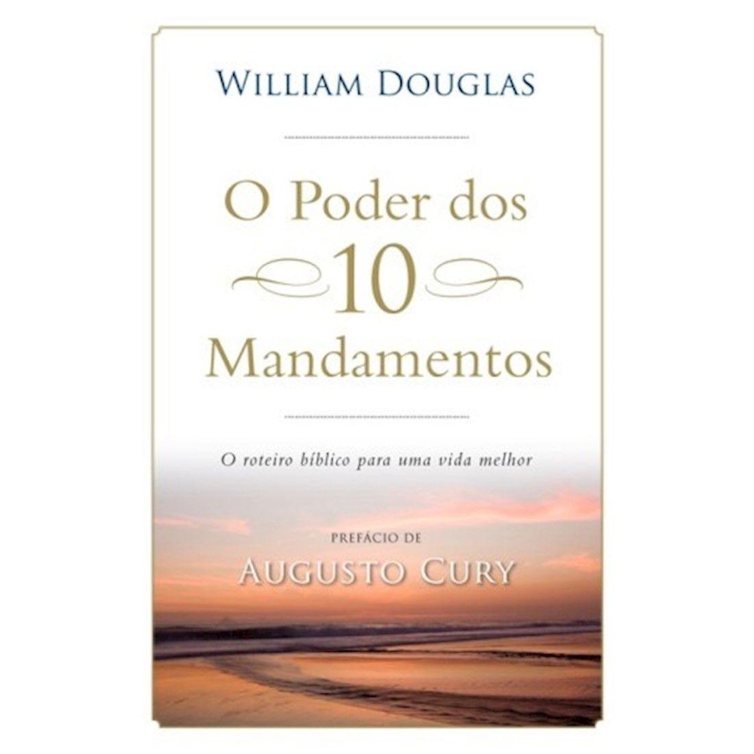 Livro O Poder dos 10 Mandamentos - Produto Reembalado