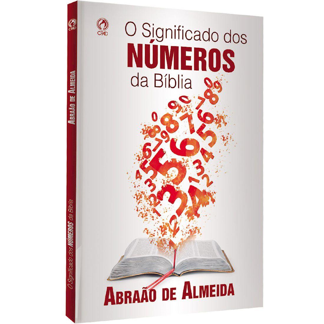 Livro O Significado dos Números da Bíblia