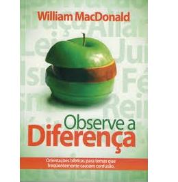 Livro Observe a Diferença