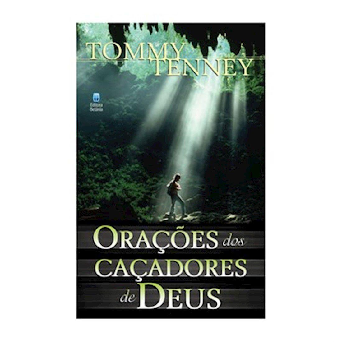 Livro Orações dos Caçadores de Deus