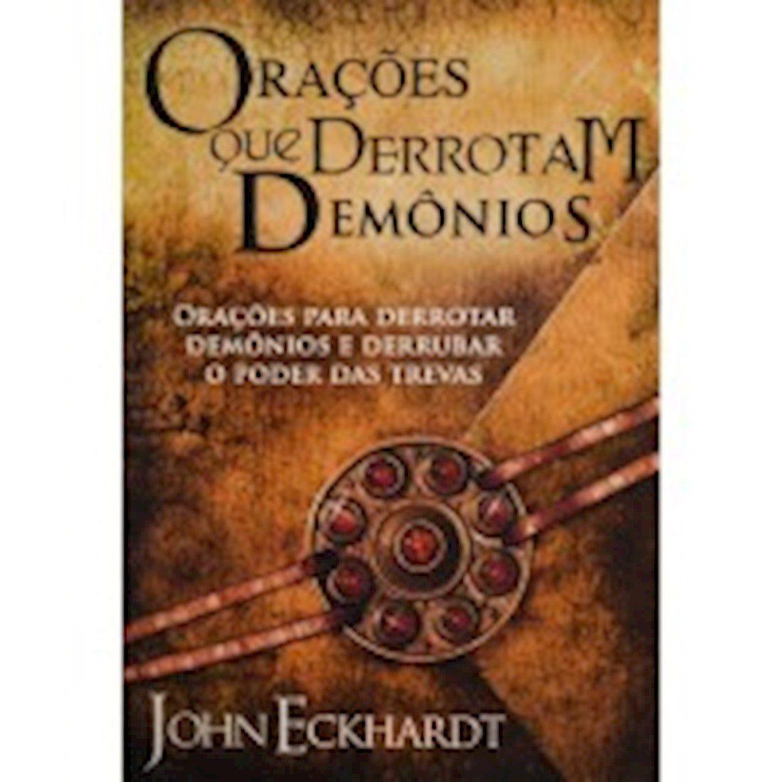 Livro Orações que derrotam demônios