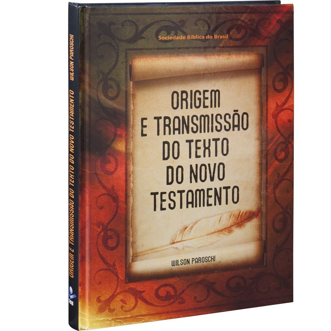 Livro Origem e Transmissão do Texto do Novo Testamento