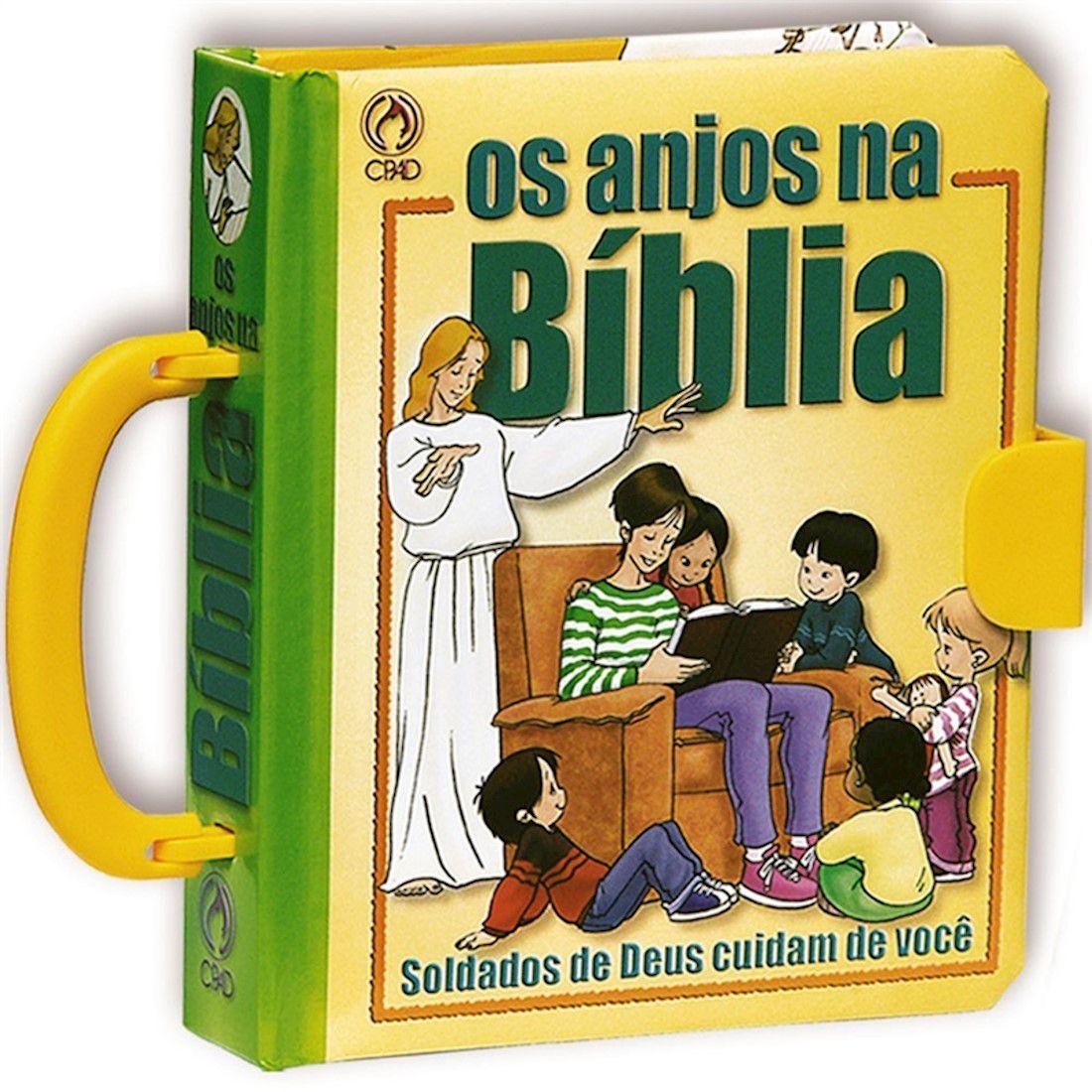 Livro Os Anjos na Bíblia