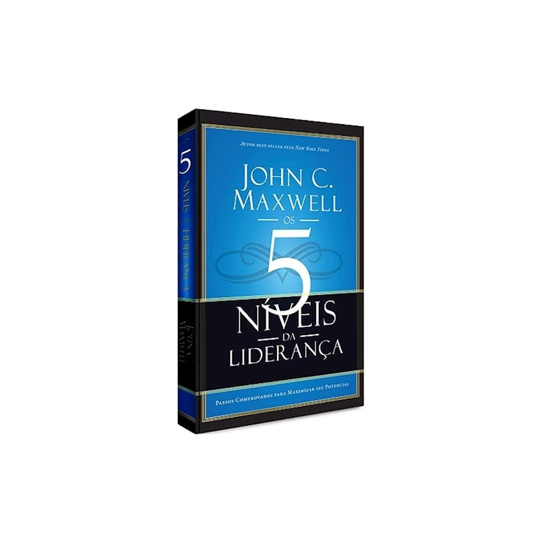 Livro Os Cinco Níveis da Liderança