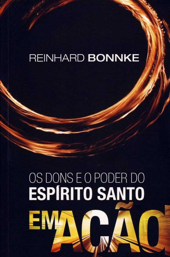 Livro Os Dons e o Poder do Espírito Santo