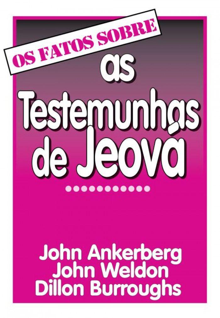 Livro Os Fatos Sobre as Testemunhas de Jeová