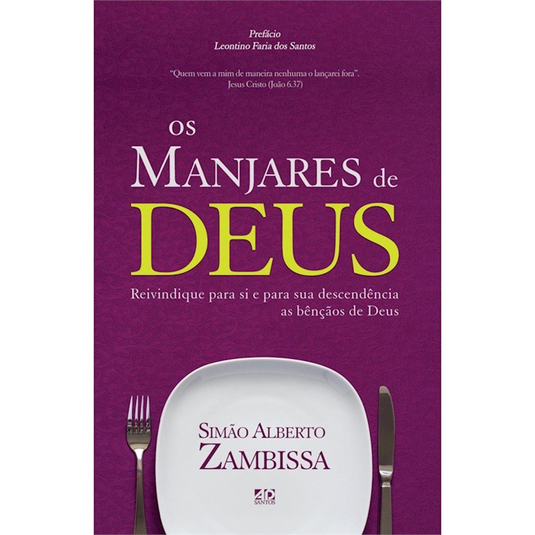 Livro Os Manjares de Deus