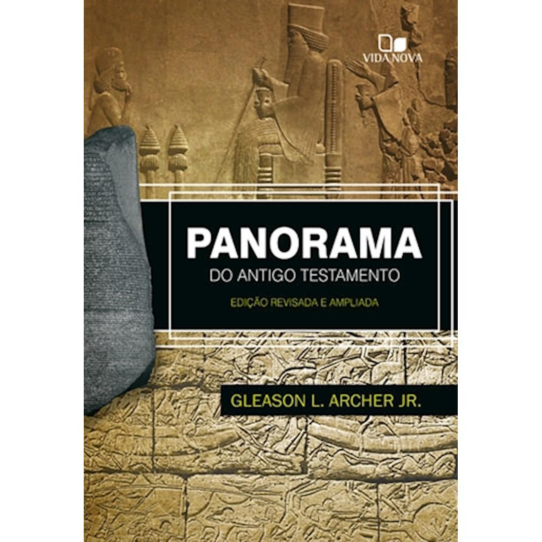 Livro Panorama do Antigo Testamento