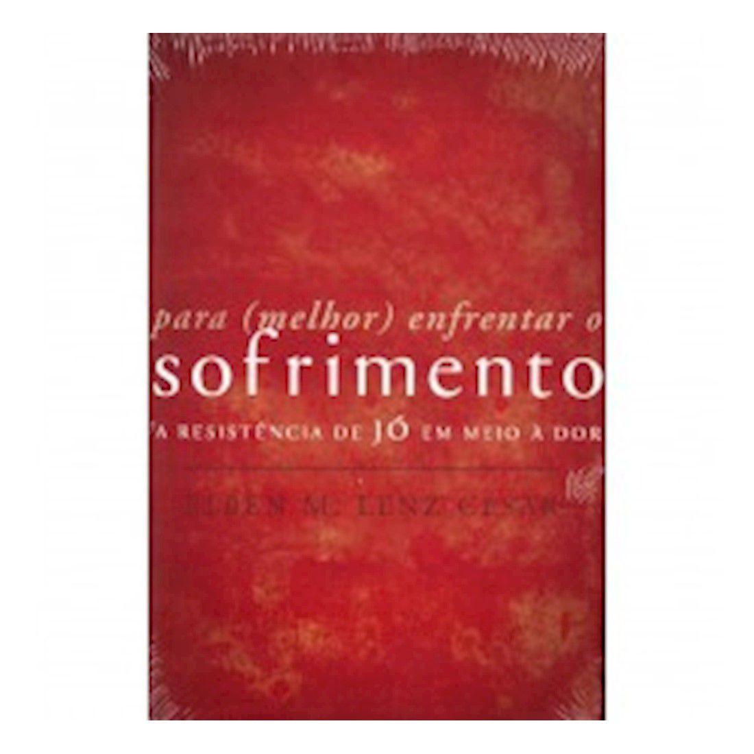 Livro Para (Melhor) Enfrentar o Sofrimento - Produto Reembalado
