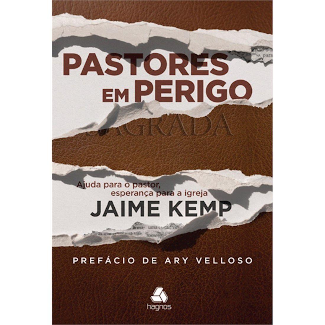 Livro Pastores em Perigo