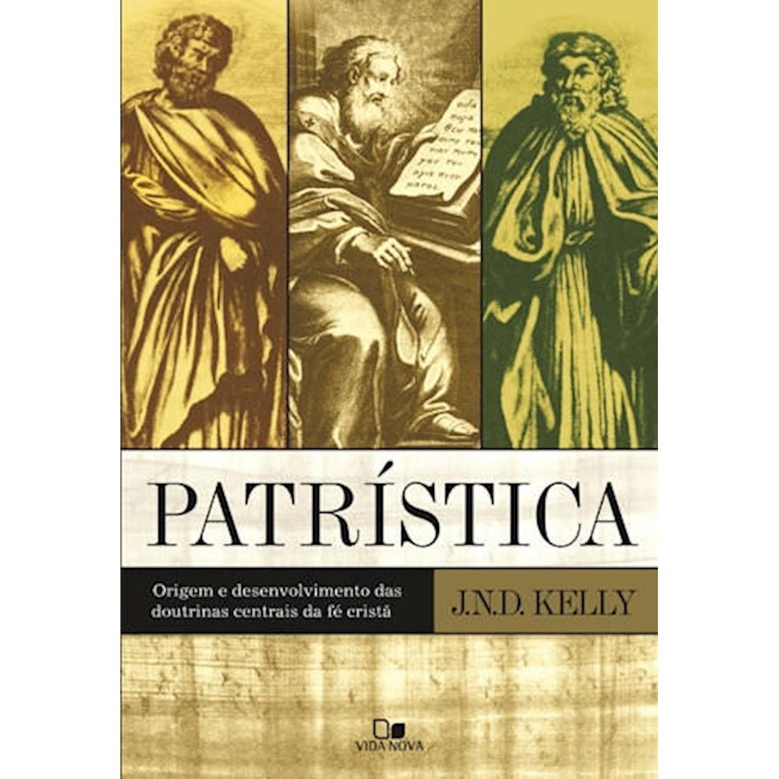 Livro Patrística